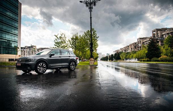 Provocare de autonomie: cu Volkswagen Tiguan 2.0 TDI 4Motion pe ruta București - Cluj-Napoca și retur cu un singur plin de carburant - Poza 49