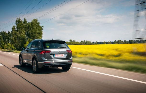 Provocare de autonomie: cu Volkswagen Tiguan 2.0 TDI 4Motion pe ruta București - Cluj-Napoca și retur cu un singur plin de carburant - Poza 11