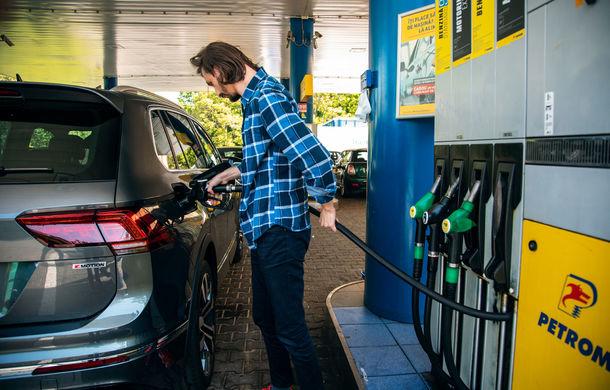 Provocare de autonomie: cu Volkswagen Tiguan 2.0 TDI 4Motion pe ruta București - Cluj-Napoca și retur cu un singur plin de carburant - Poza 3
