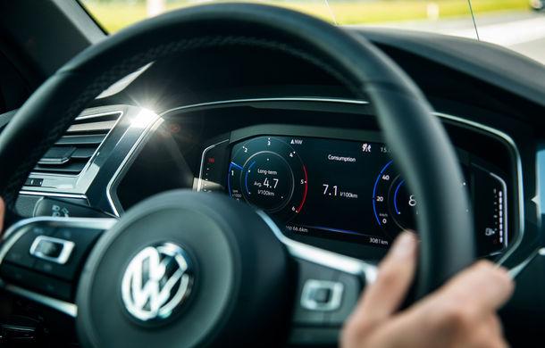 Provocare de autonomie: cu Volkswagen Tiguan 2.0 TDI 4Motion pe ruta București - Cluj-Napoca și retur cu un singur plin de carburant - Poza 12