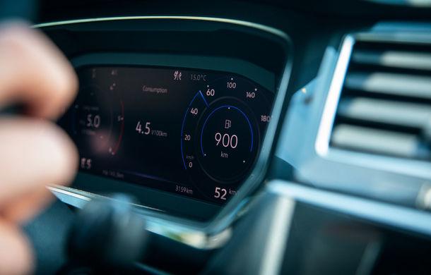 Provocare de autonomie: cu Volkswagen Tiguan 2.0 TDI 4Motion pe ruta București - Cluj-Napoca și retur cu un singur plin de carburant - Poza 14