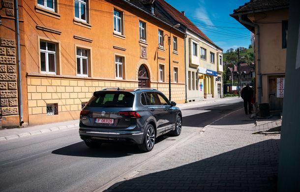 Provocare de autonomie: cu Volkswagen Tiguan 2.0 TDI 4Motion pe ruta București - Cluj-Napoca și retur cu un singur plin de carburant - Poza 19