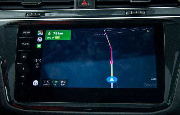 Provocare de autonomie: cu Volkswagen Tiguan 2.0 TDI 4Motion pe ruta București - Cluj-Napoca și retur cu un singur plin de carburant - Poza 38