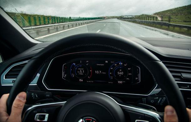 Provocare de autonomie: cu Volkswagen Tiguan 2.0 TDI 4Motion pe ruta București - Cluj-Napoca și retur cu un singur plin de carburant - Poza 31