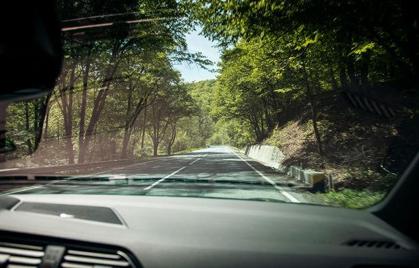 Provocare de autonomie: cu Volkswagen Tiguan 2.0 TDI 4Motion pe ruta București - Cluj-Napoca și retur cu un singur plin de carburant - Poza 17
