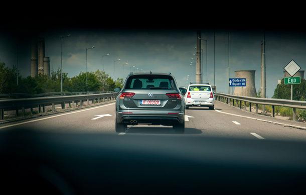 Provocare de autonomie: cu Volkswagen Tiguan 2.0 TDI 4Motion pe ruta București - Cluj-Napoca și retur cu un singur plin de carburant - Poza 10