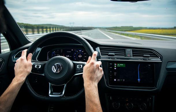 Provocare de autonomie: cu Volkswagen Tiguan 2.0 TDI 4Motion pe ruta București - Cluj-Napoca și retur cu un singur plin de carburant - Poza 23
