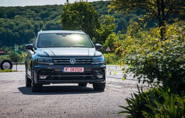 Provocare de autonomie: cu Volkswagen Tiguan 2.0 TDI 4Motion pe ruta București - Cluj-Napoca și retur cu un singur plin de carburant - Poza 20