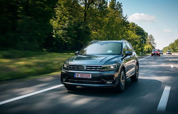 Provocare de autonomie: cu Volkswagen Tiguan 2.0 TDI 4Motion pe ruta București - Cluj-Napoca și retur cu un singur plin de carburant - Poza 1