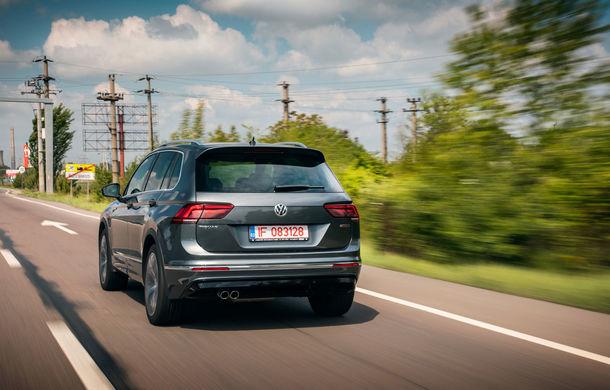 Provocare de autonomie: cu Volkswagen Tiguan 2.0 TDI 4Motion pe ruta București - Cluj-Napoca și retur cu un singur plin de carburant - Poza 9