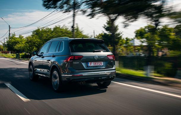 Provocare de autonomie: cu Volkswagen Tiguan 2.0 TDI 4Motion pe ruta București - Cluj-Napoca și retur cu un singur plin de carburant - Poza 7