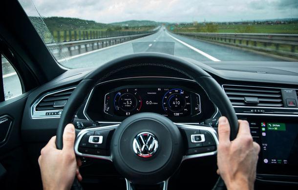 Provocare de autonomie: cu Volkswagen Tiguan 2.0 TDI 4Motion pe ruta București - Cluj-Napoca și retur cu un singur plin de carburant - Poza 37