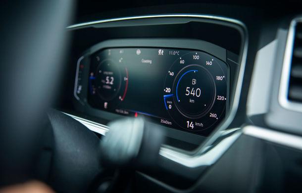 Provocare de autonomie: cu Volkswagen Tiguan 2.0 TDI 4Motion pe ruta București - Cluj-Napoca și retur cu un singur plin de carburant - Poza 35