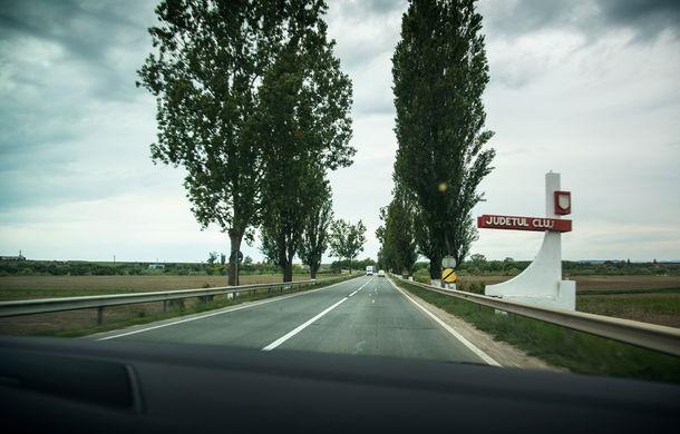 Provocare de autonomie: cu Volkswagen Tiguan 2.0 TDI 4Motion pe ruta București - Cluj-Napoca și retur cu un singur plin de carburant - Poza 24