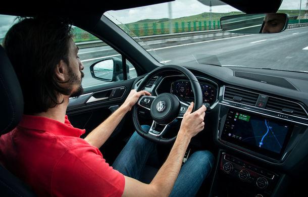 Provocare de autonomie: cu Volkswagen Tiguan 2.0 TDI 4Motion pe ruta București - Cluj-Napoca și retur cu un singur plin de carburant - Poza 32