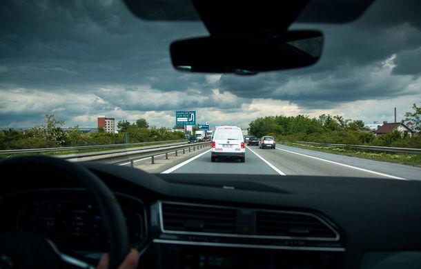 Provocare de autonomie: cu Volkswagen Tiguan 2.0 TDI 4Motion pe ruta București - Cluj-Napoca și retur cu un singur plin de carburant - Poza 46