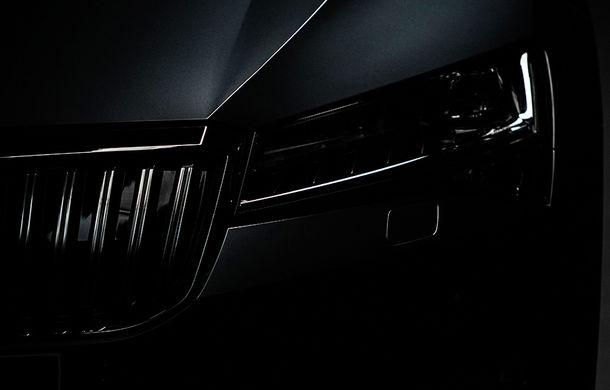Premieră pentru Skoda Superb facelift: va avea versiune Scout cu tracțiune integrală în echiparea standard: lansare pe 23 mai - Poza 4