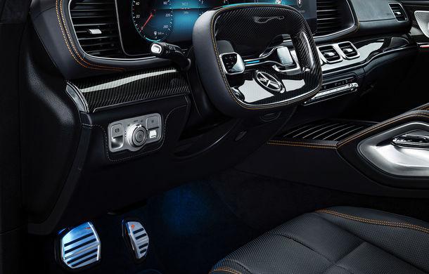 Mercedes GLE, transformat în cobai pentru testarea celor mai noi sisteme de siguranță: suprafețe digitale exterioare care comunică cu ceilalți participanți la trafic și funcții noi pentru prevenirea accidentelor - Poza 9