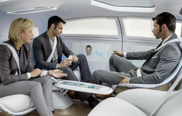 Studiu: Peste jumătate dintre șoferi ar plăti cu până la 20% mai mult pentru o mașină autonomă - Poza 1
