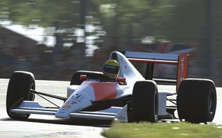Un nou trailer pentru F1 2019: jocul include monoposturi clasice, inclusiv cele cu care Senna și Prost au luptat pentru titlu în 1990