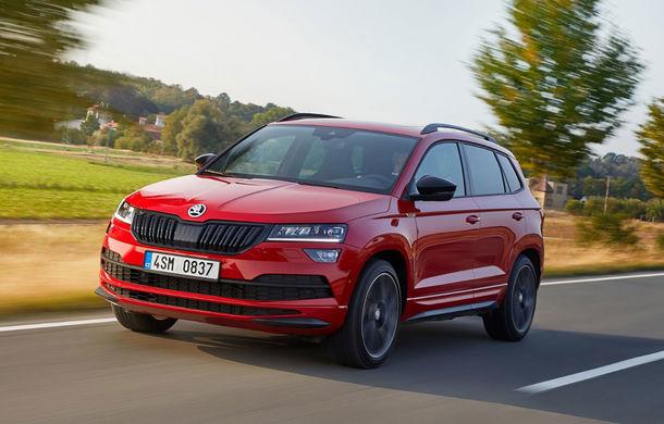 Livrările Skoda au scăzut în luna aprilie  cu peste 10%: SUV-ul Karoq, singurul model din gama cehilor cu livrări în creștere - Poza 1