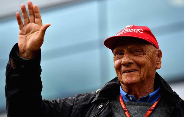 Triplul campion mondial Niki Lauda a încetat din viață la 70 de ani - Poza 1
