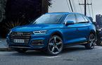Audi Q5 primește o nouă versiune plug-in hybrid: varianta Q5 55 TFSI e quattro oferă 367 CP și o autonomie în modul electric de peste 40 de kilometri