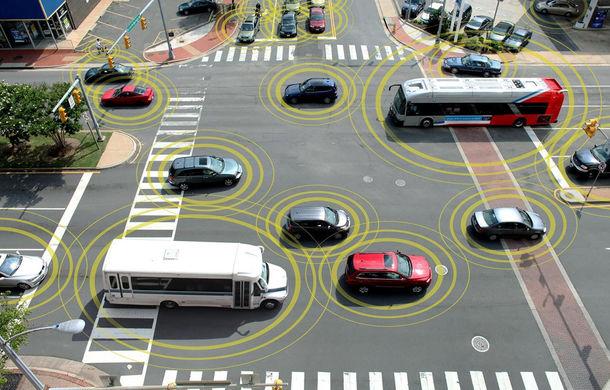 Mașinile autonome ar putea reduce traficul cu 35%: sistemele de comunicare între mașini vor fi esențiale - Poza 1