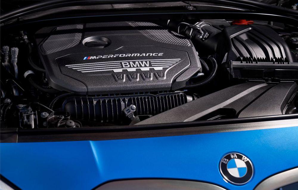 Noua generație BMW Seria 1, imagini și detalii oficiale: platformă nouă cu roți motrice față, mai mult spațiu pentru pasageri și tehnologii moderne - Poza 109