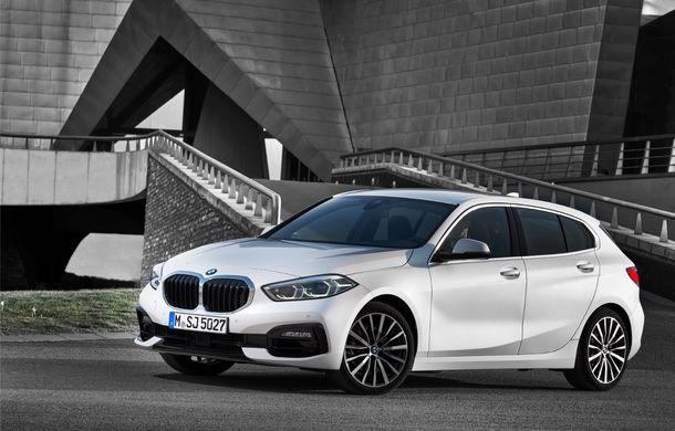 Noua generație BMW Seria 1, imagini și detalii oficiale: platformă nouă cu roți motrice față, mai mult spațiu pentru pasageri și tehnologii moderne - Poza 35
