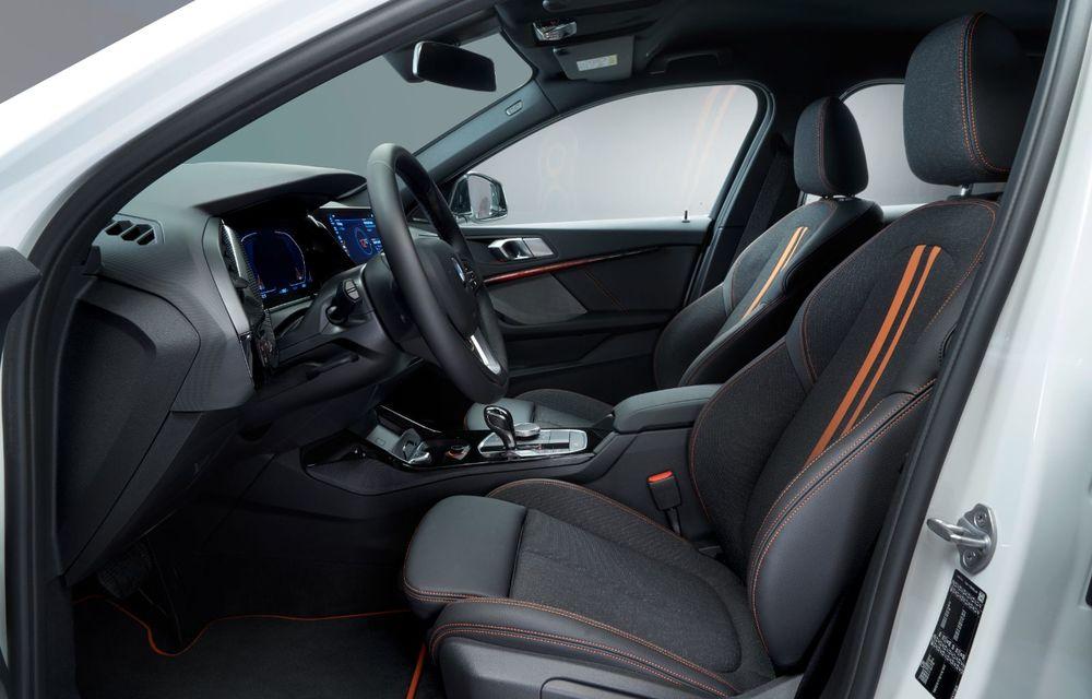 Noua generație BMW Seria 1, imagini și detalii oficiale: platformă nouă cu roți motrice față, mai mult spațiu pentru pasageri și tehnologii moderne - Poza 103