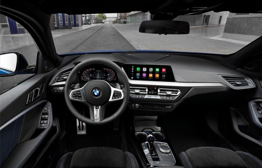Noua generație BMW Seria 1, imagini și detalii oficiale: platformă nouă cu roți motrice față, mai mult spațiu pentru pasageri și tehnologii moderne - Poza 81