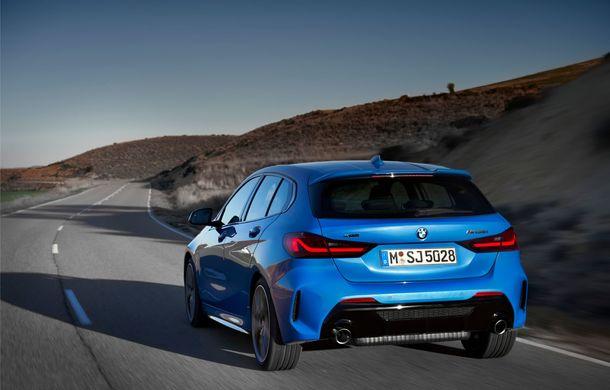 Noua generație BMW Seria 1, imagini și detalii oficiale: platformă nouă cu roți motrice față, mai mult spațiu pentru pasageri și tehnologii moderne - Poza 19