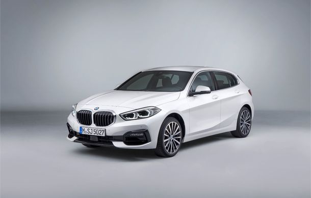 Noua generație BMW Seria 1, imagini și detalii oficiale: platformă nouă cu roți motrice față, mai mult spațiu pentru pasageri și tehnologii moderne - Poza 47