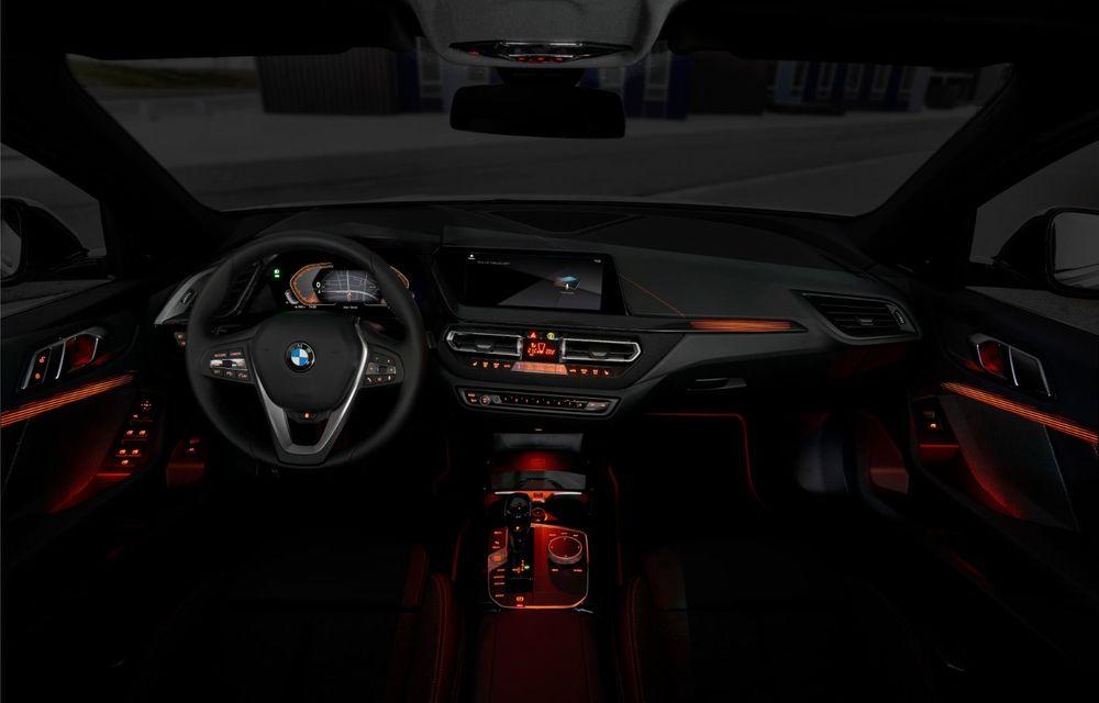 Noua generație BMW Seria 1, imagini și detalii oficiale: platformă nouă cu roți motrice față, mai mult spațiu pentru pasageri și tehnologii moderne - Poza 92