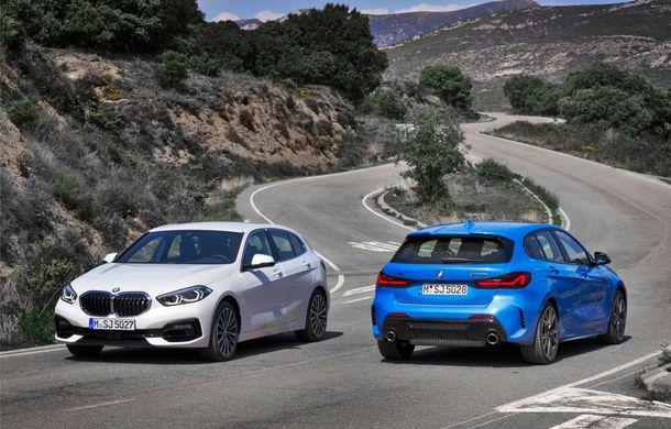 Noua generație BMW Seria 1, imagini și detalii oficiale: platformă nouă cu roți motrice față, mai mult spațiu pentru pasageri și tehnologii moderne - Poza 55