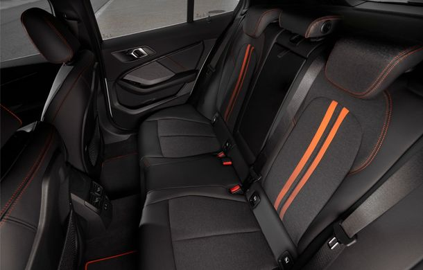 Noua generație BMW Seria 1, imagini și detalii oficiale: platformă nouă cu roți motrice față, mai mult spațiu pentru pasageri și tehnologii moderne - Poza 88