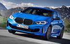 Noua generație BMW Seria 1, imagini și detalii oficiale: platformă nouă cu roți motrice față, mai mult spațiu pentru pasageri și tehnologii moderne