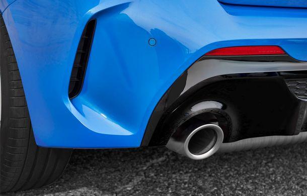 Noua generație BMW Seria 1, imagini și detalii oficiale: platformă nouă cu roți motrice față, mai mult spațiu pentru pasageri și tehnologii moderne - Poza 63