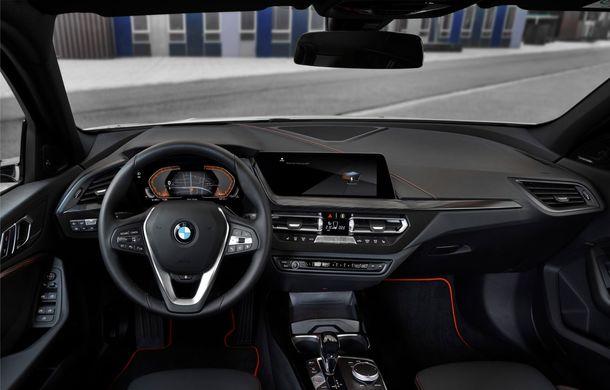 Noua generație BMW Seria 1, imagini și detalii oficiale: platformă nouă cu roți motrice față, mai mult spațiu pentru pasageri și tehnologii moderne - Poza 90