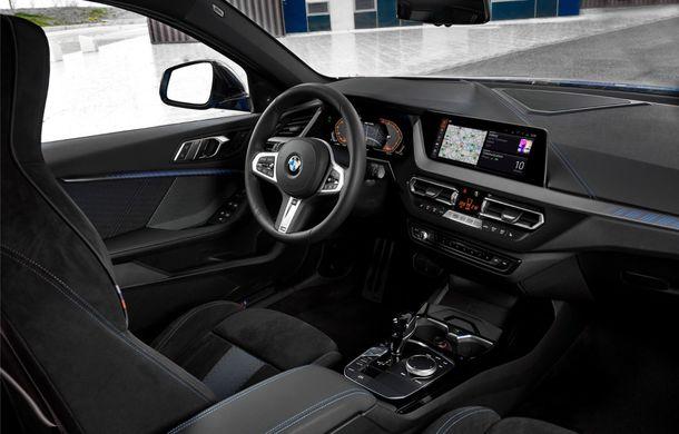 Noua generație BMW Seria 1, imagini și detalii oficiale: platformă nouă cu roți motrice față, mai mult spațiu pentru pasageri și tehnologii moderne - Poza 82