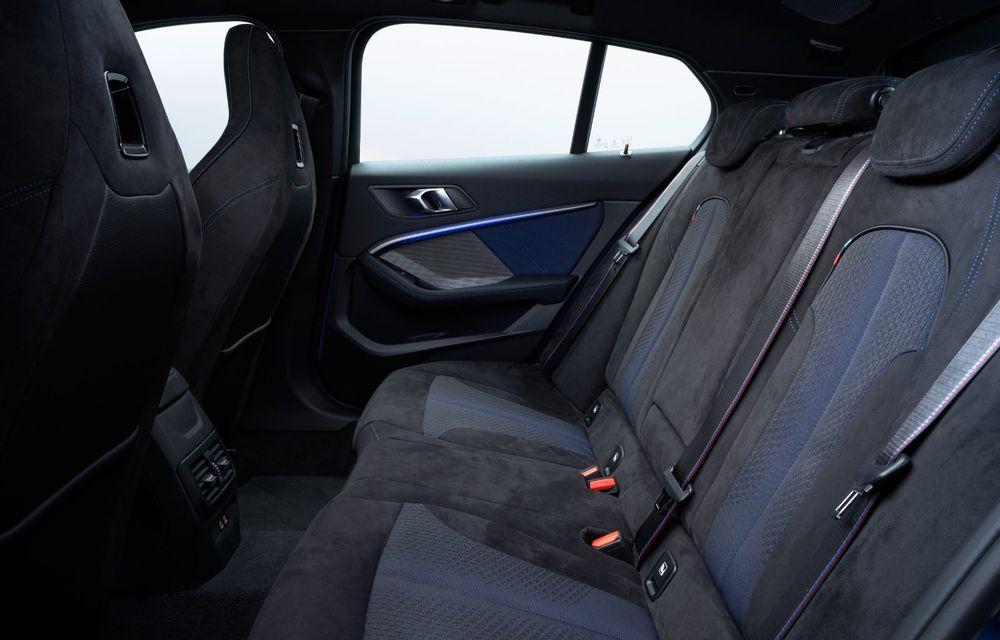 Noua generație BMW Seria 1, imagini și detalii oficiale: platformă nouă cu roți motrice față, mai mult spațiu pentru pasageri și tehnologii moderne - Poza 100