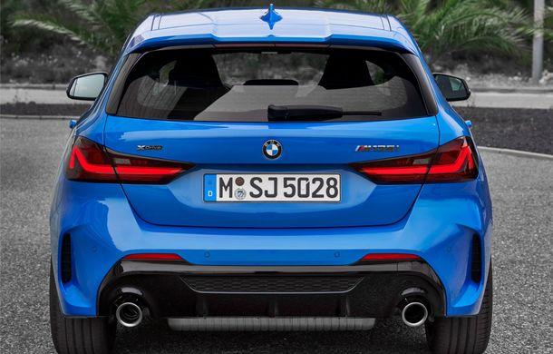 Noua generație BMW Seria 1, imagini și detalii oficiale: platformă nouă cu roți motrice față, mai mult spațiu pentru pasageri și tehnologii moderne - Poza 62