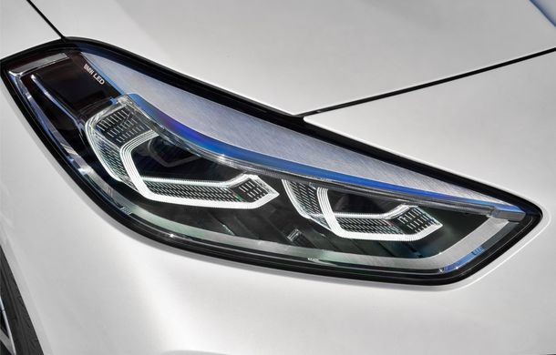 Noua generație BMW Seria 1, imagini și detalii oficiale: platformă nouă cu roți motrice față, mai mult spațiu pentru pasageri și tehnologii moderne - Poza 74