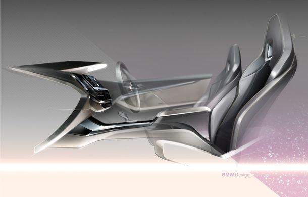 Noua generație BMW Seria 1, imagini și detalii oficiale: platformă nouă cu roți motrice față, mai mult spațiu pentru pasageri și tehnologii moderne - Poza 125