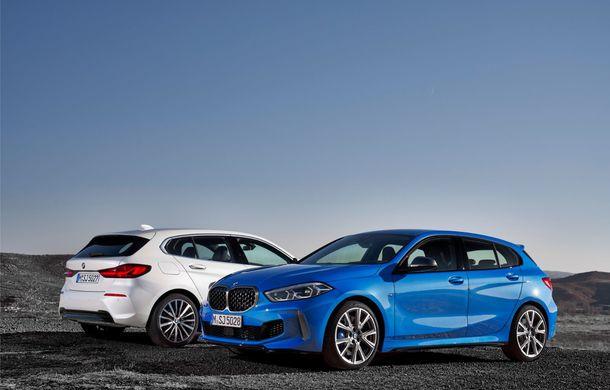 Noua generație BMW Seria 1, imagini și detalii oficiale: platformă nouă cu roți motrice față, mai mult spațiu pentru pasageri și tehnologii moderne - Poza 57