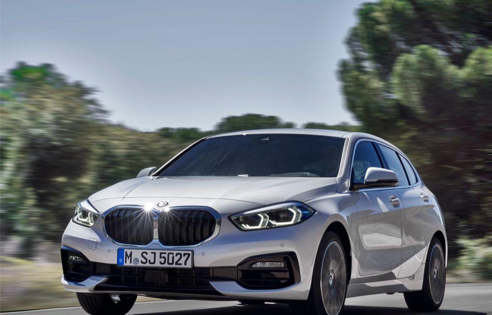 Noua generație BMW Seria 1, imagini și detalii oficiale: platformă nouă cu roți motrice față, mai mult spațiu pentru pasageri și tehnologii moderne - Poza 28