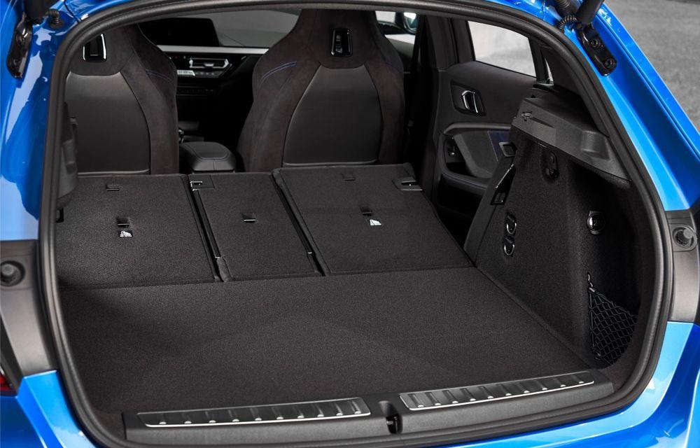 Noua generație BMW Seria 1, imagini și detalii oficiale: platformă nouă cu roți motrice față, mai mult spațiu pentru pasageri și tehnologii moderne - Poza 69
