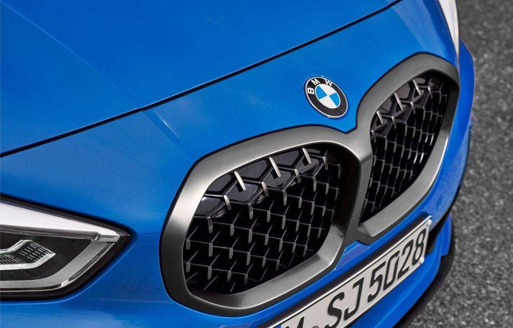 Noua generație BMW Seria 1, imagini și detalii oficiale: platformă nouă cu roți motrice față, mai mult spațiu pentru pasageri și tehnologii moderne - Poza 65