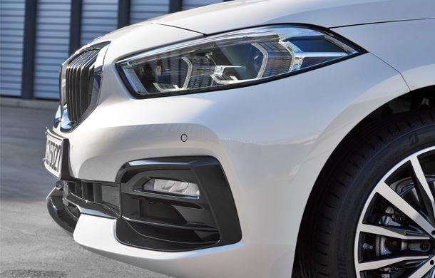 Noua generație BMW Seria 1, imagini și detalii oficiale: platformă nouă cu roți motrice față, mai mult spațiu pentru pasageri și tehnologii moderne - Poza 73